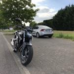 Honda Hornet CB500F
